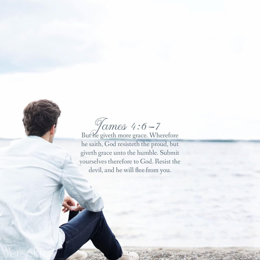 James 4:6-7 PhoneJames 4:6-7 Phone