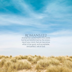 Romans 12:2 Tablet