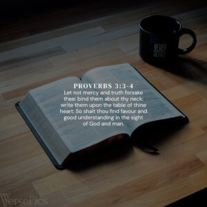 Proverbs 3:3-4 Phone